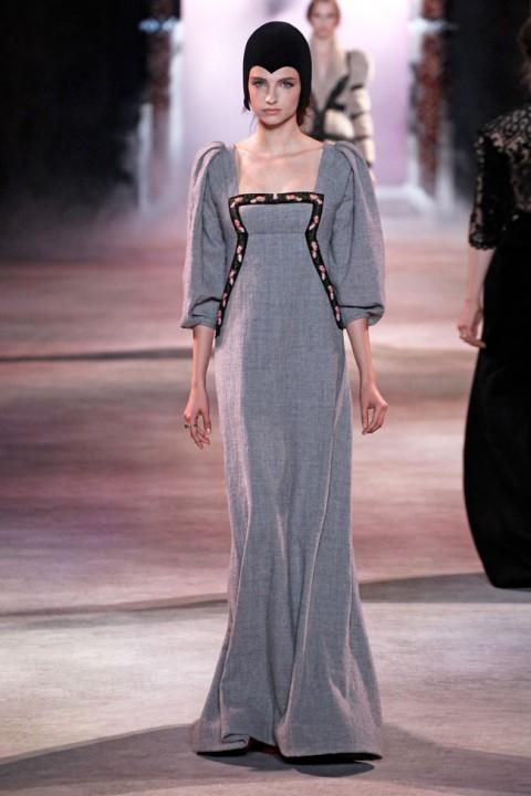 Ульяна Сергеенко рассказала сказки Haute Couture