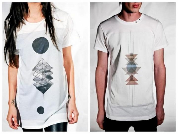 Мысль футболки