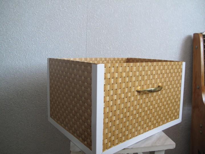 Как сделать короб для колонок