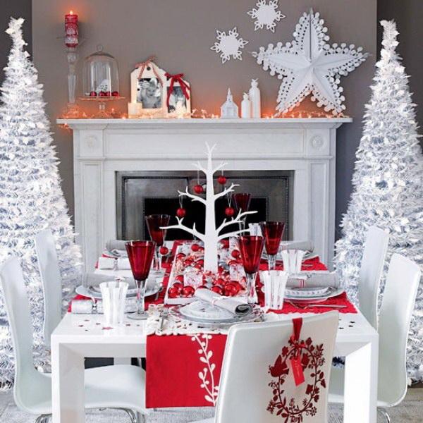Как оформить дом на новый год своими