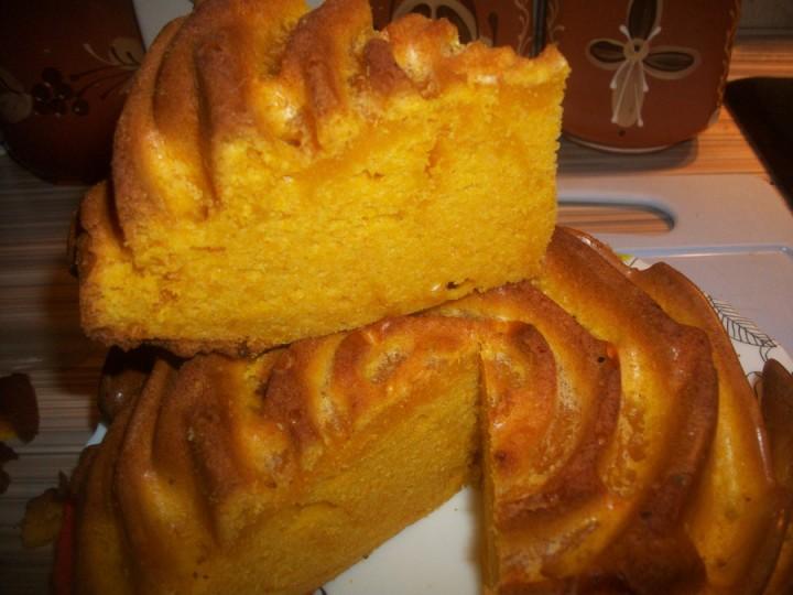 Рецепт кексов с тыквой