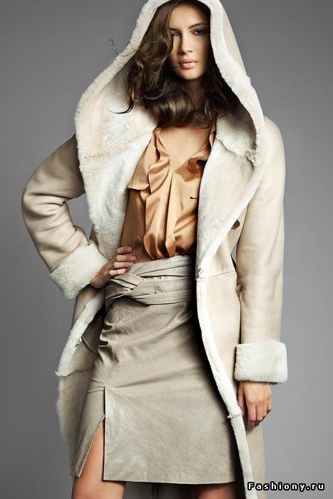 Женские дубленки из овчины и ягненка - это современный дизайн, разнообразие моделей и отличное качество