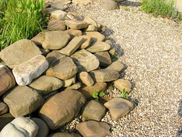 Как сделать камень для альпийской горки