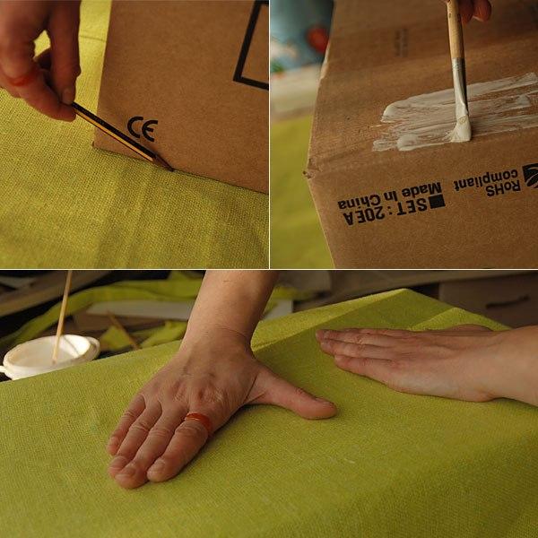Кофры для вещей своими руками фото