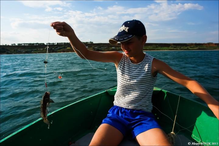 рыбалка на азовском на что ловить