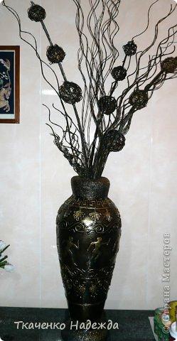 Цветы для вазы своими руками фото