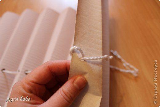 Как сделать шторы и бумаги