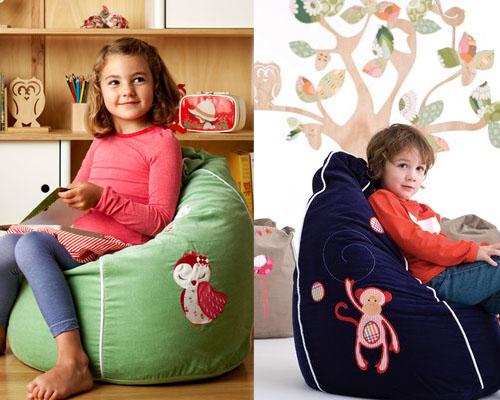 Сшить детское кресло