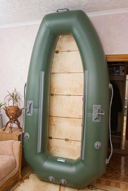 Настил для надувной лодки