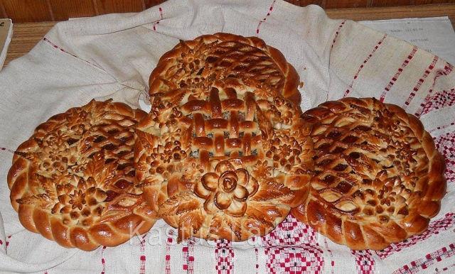 Красивый пирог мастер-класс