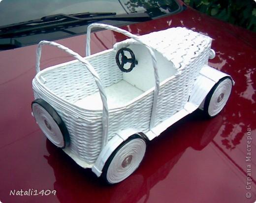 Поделки авто