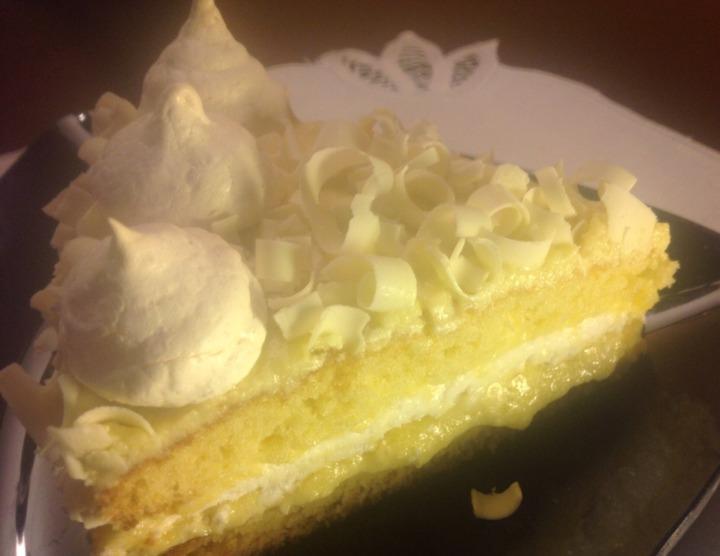 Торт белый шоколад рецепт с пошагово в