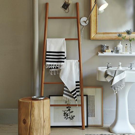 Вешалки для полотенцев своими руками