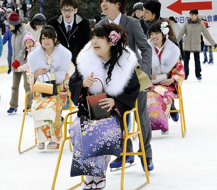 Фото бритя японка 21 фотография