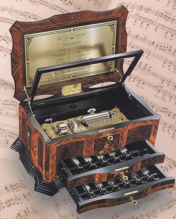 Изготовление своими руками музыкальной шкатулки