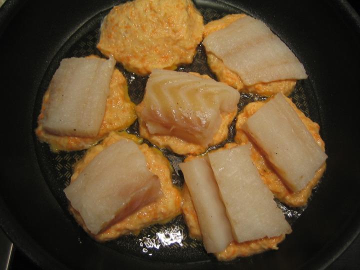 Филе трески пошагово рецепт с пошагово
