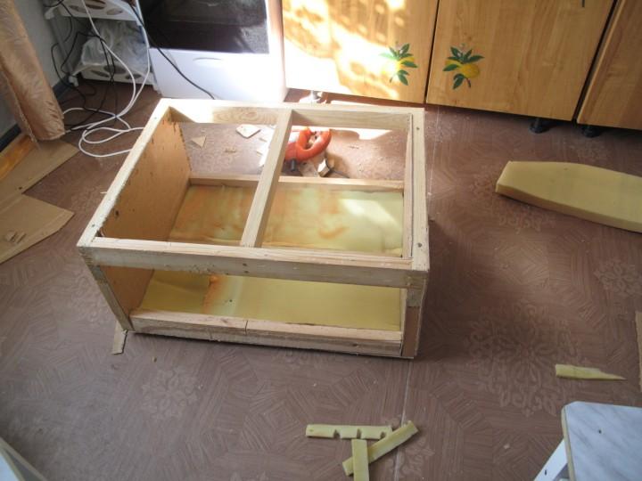 Реставрация белой мебели своими руками фото 643