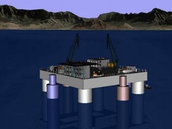 Строится крупнейшая электростанция, преобразующая тепловую энергию океана