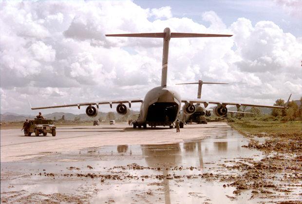 Globemaster III ВВС ОАЭ
