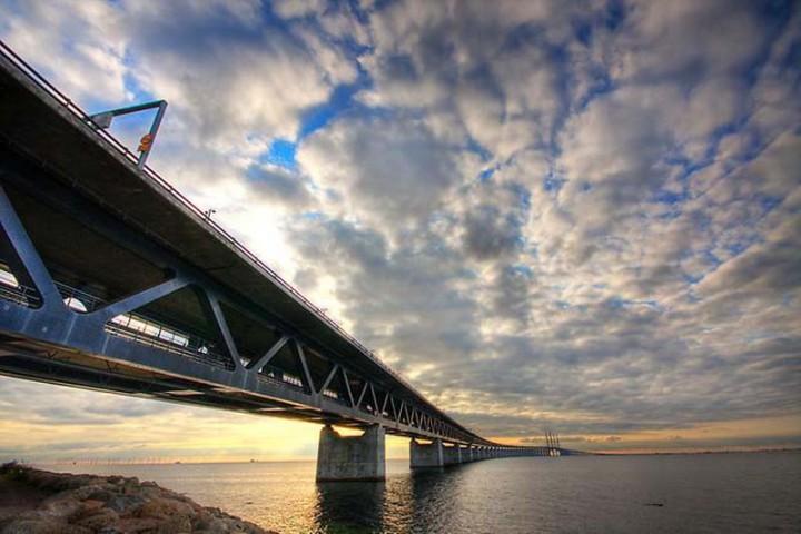 mosttonel 2 Эресуннский мост тоннель