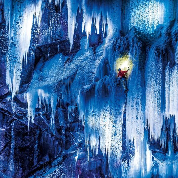 eidfjord01 Покорение водопадов в Норвегии