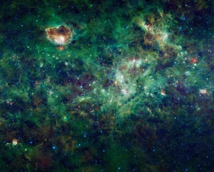 fromspace09 Космос 2012: Избранные события и фотографии
