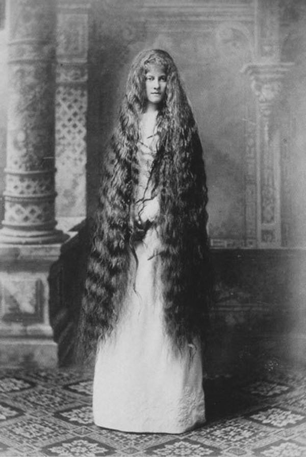 Известные «рапунцели» XIX века