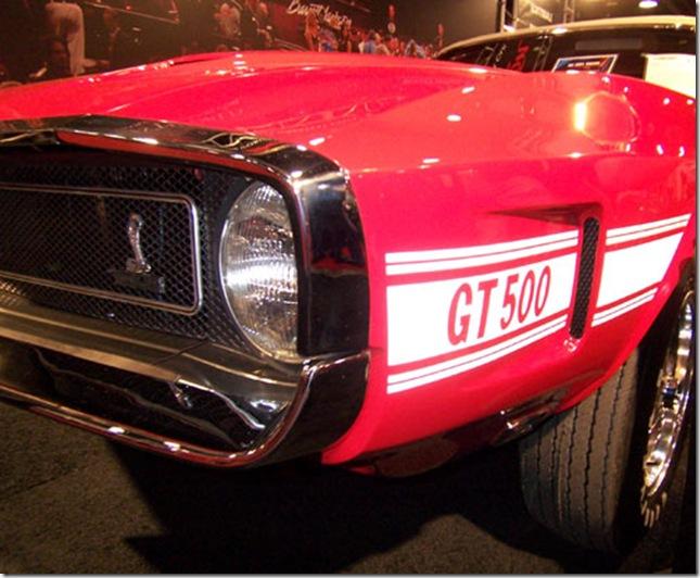 Ford Mustang - живая легенда технического прогресса