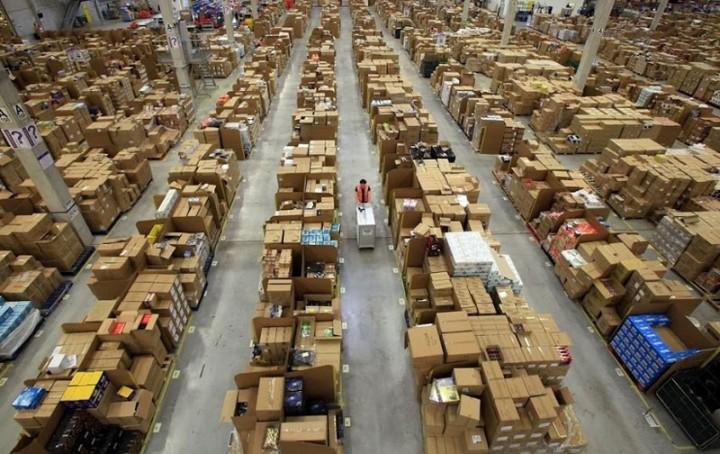 skladiamazona 4 Склады Amazon