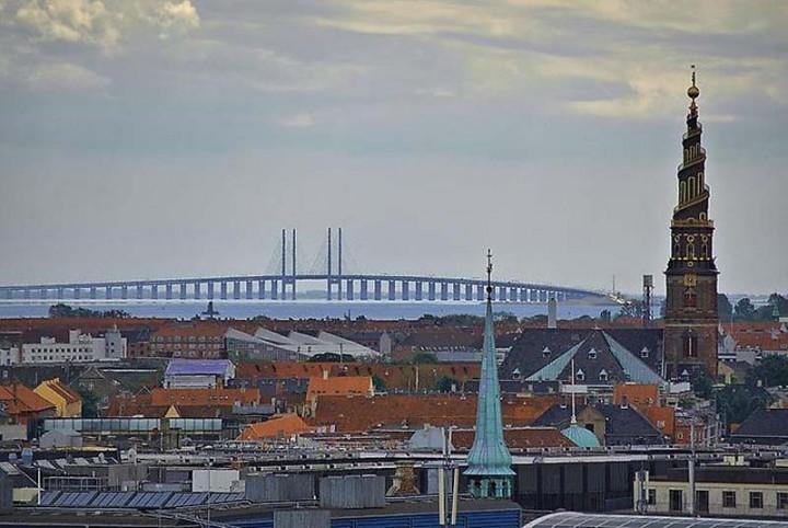 mosttonel 9 Эресуннский мост тоннель