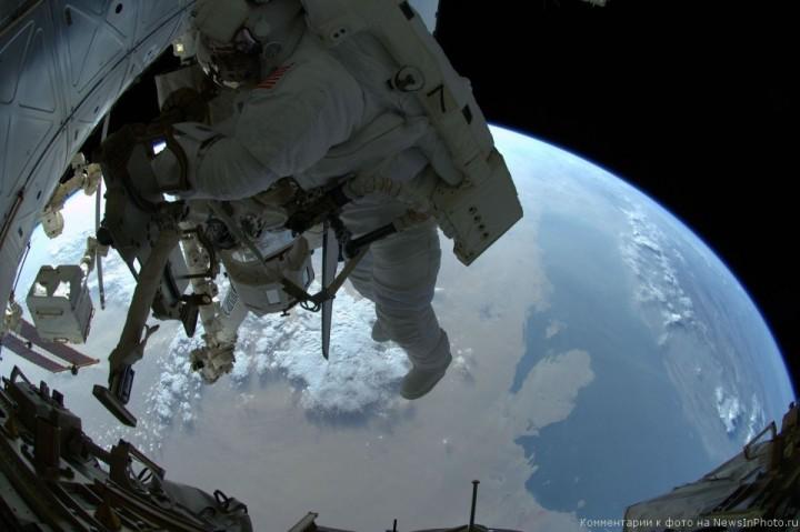 Фотографии Земли астронавта Рона Гарана, сделанные им с МКС | NewsInPhoto.ru Новости и репортажи в фотографиях (19)