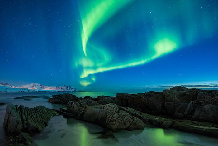 Северные пейзажи от фотографа Jens Fersterra