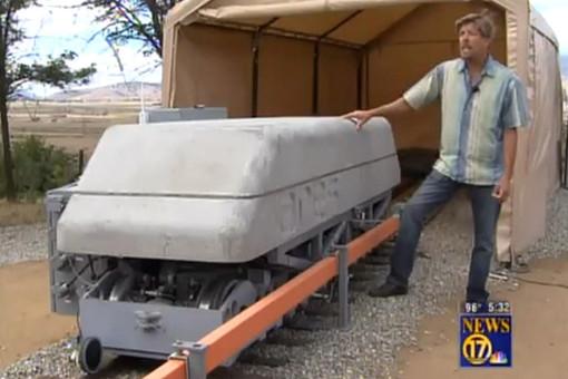 Американцы хотят использовать вагоны как накопитель энергии