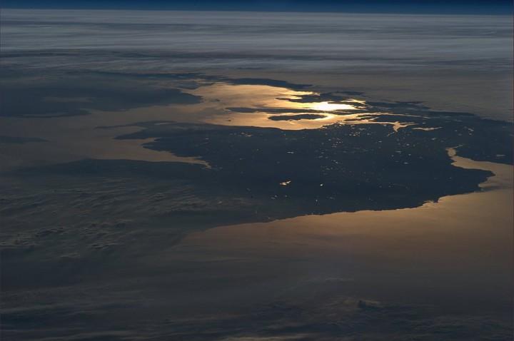Закат над Англией