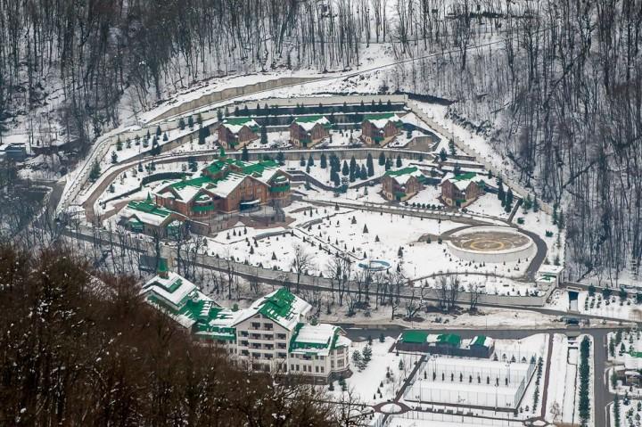 sochi09 Как выглядят Олимпийские объекты с воздуха