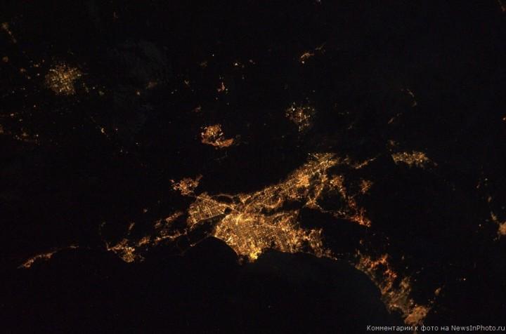 Фотографии Земли астронавта Рона Гарана, сделанные им с МКС | NewsInPhoto.ru Новости и репортажи в фотографиях (27)