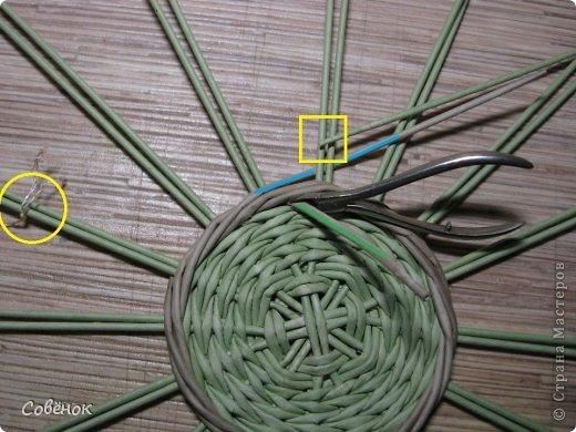 Мастер-класс Плетение МК - Шкатулка из бумаги Бумага газетная Трубочки бумажные фото 17