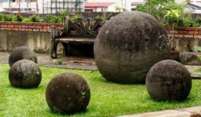 Таинственные каменные сферы