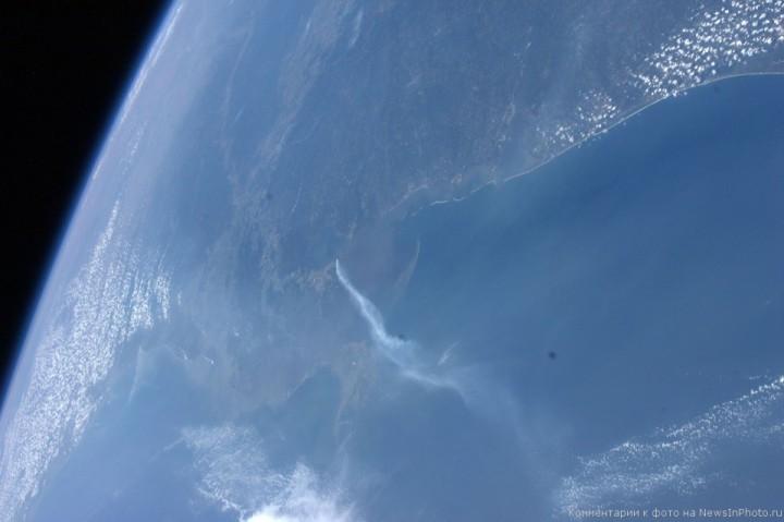 Фотографии Земли астронавта Рона Гарана, сделанные им с МКС | NewsInPhoto.ru Новости и репортажи в фотографиях (9)