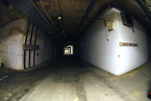 7 секретных подземных бункеров разных стран