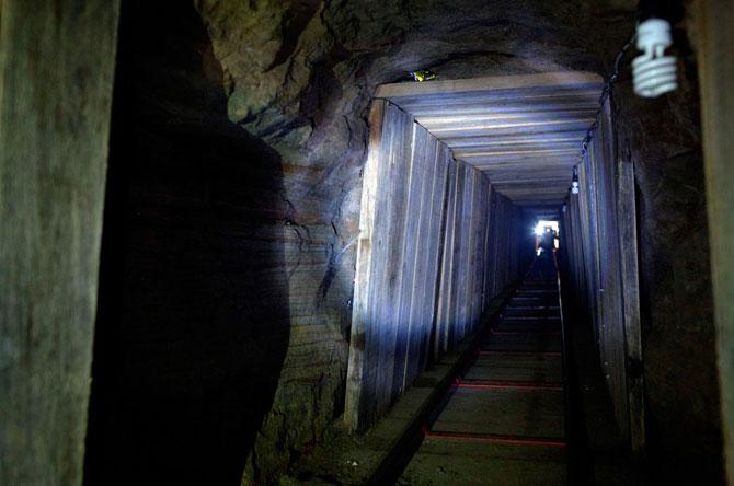Подземные миры