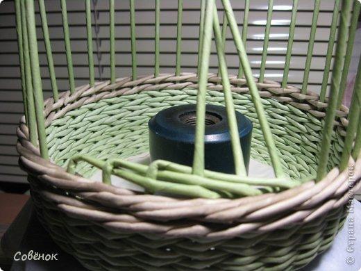 Мастер-класс Плетение МК - Шкатулка из бумаги Бумага газетная Трубочки бумажные фото 40