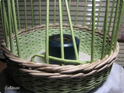 Мастер-класс Плетение МК - Шкатулка из бумаги Бумага газетная Трубочки бумажные фото 38