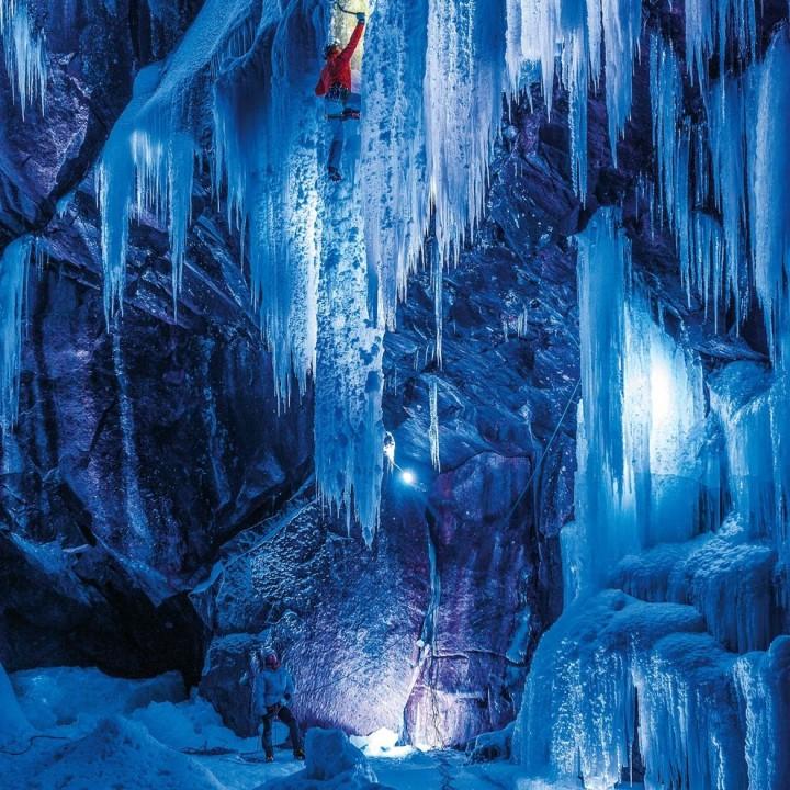 eidfjord02 Покорение водопадов в Норвегии