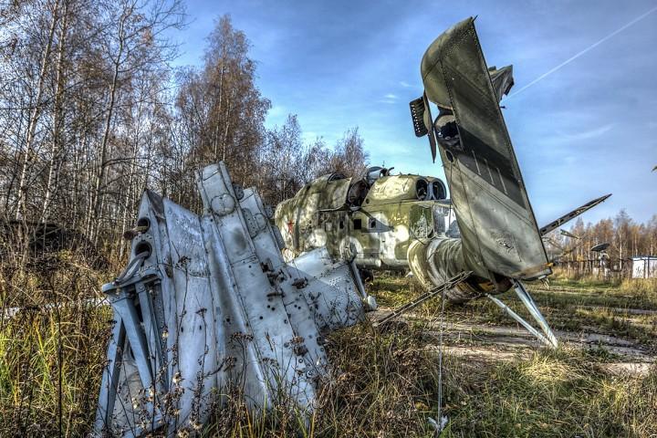163 Так умирают самолёты