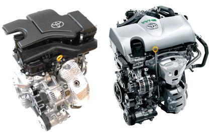 Новые бензиновые двигатели объемами 1,0 и 1,3 литра