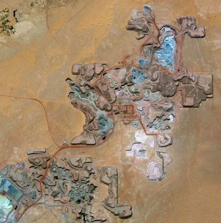 satellite12 Самые интересные снимки со спутника 2013