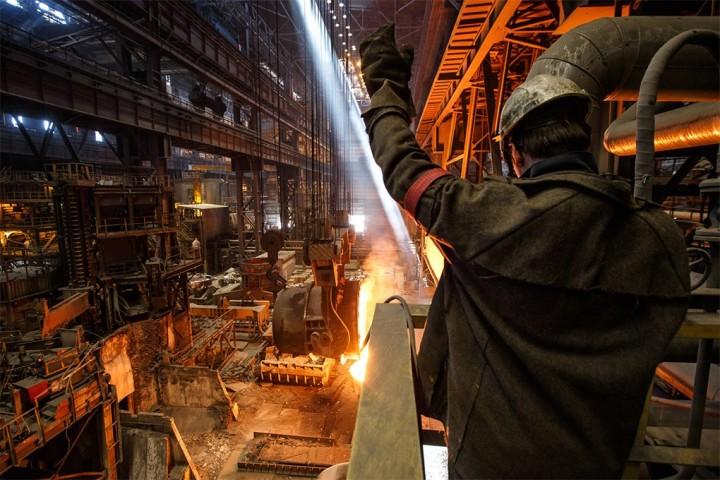 Производственный процесс: Как плавят металл. Изображение №12.