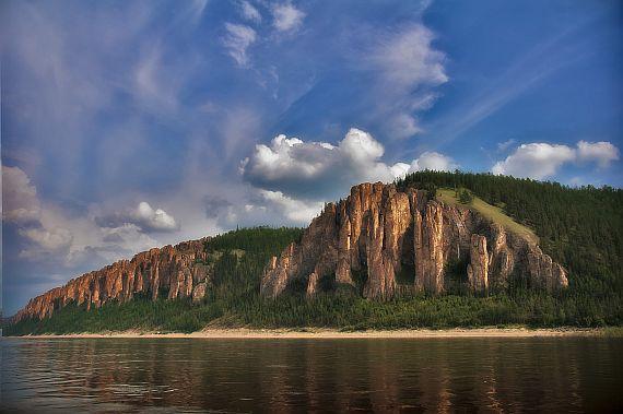 ленские столбы фото