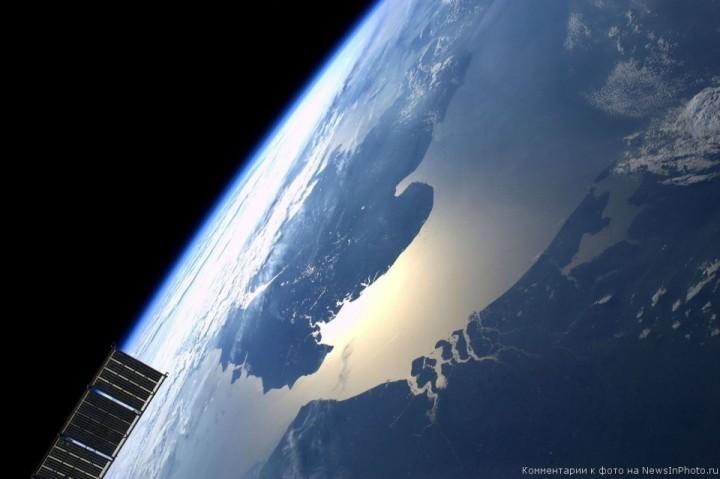 Фотографии Земли астронавта Рона Гарана, сделанные им с МКС | NewsInPhoto.ru Новости и репортажи в фотографиях (30)